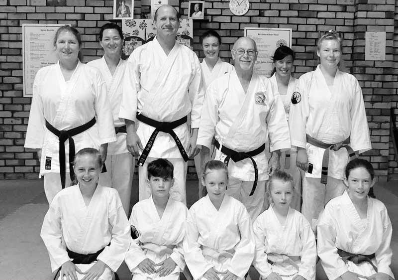 Swan Hills Karate Goju Ryu Greenbushes and Bridgetown
