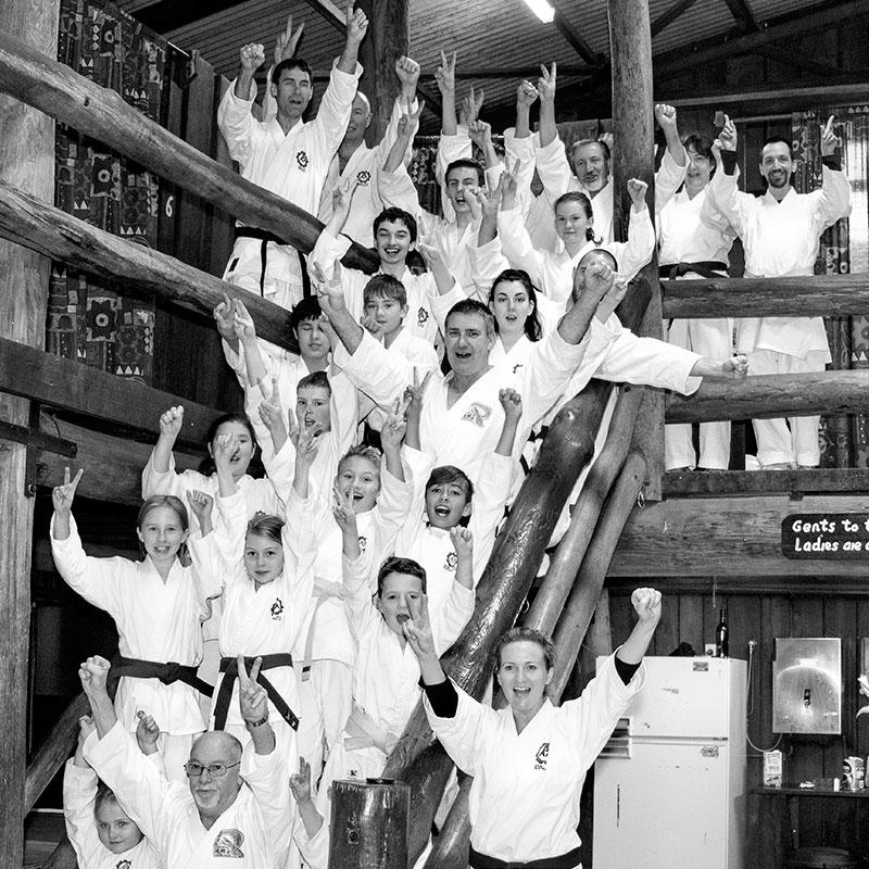 Swan Hills Goju Ryu Karate Western Australia Midland and Eastern Hills Gnanga camp
