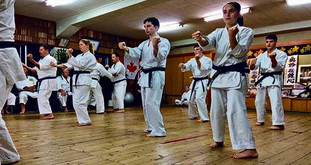 Swan Hills Karate Western Australia Midland Goju ryu