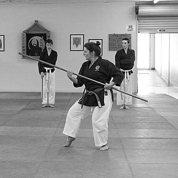 Kobudo Perth Western Australia Swan Hills Karate