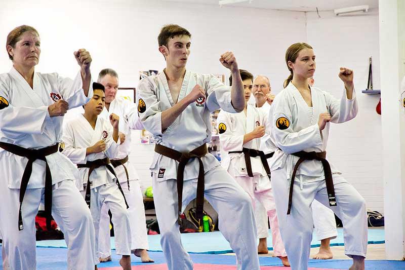 Swan Hills Karate Goju Ryu Western Australia Midland and Eastern Hills Okinawa