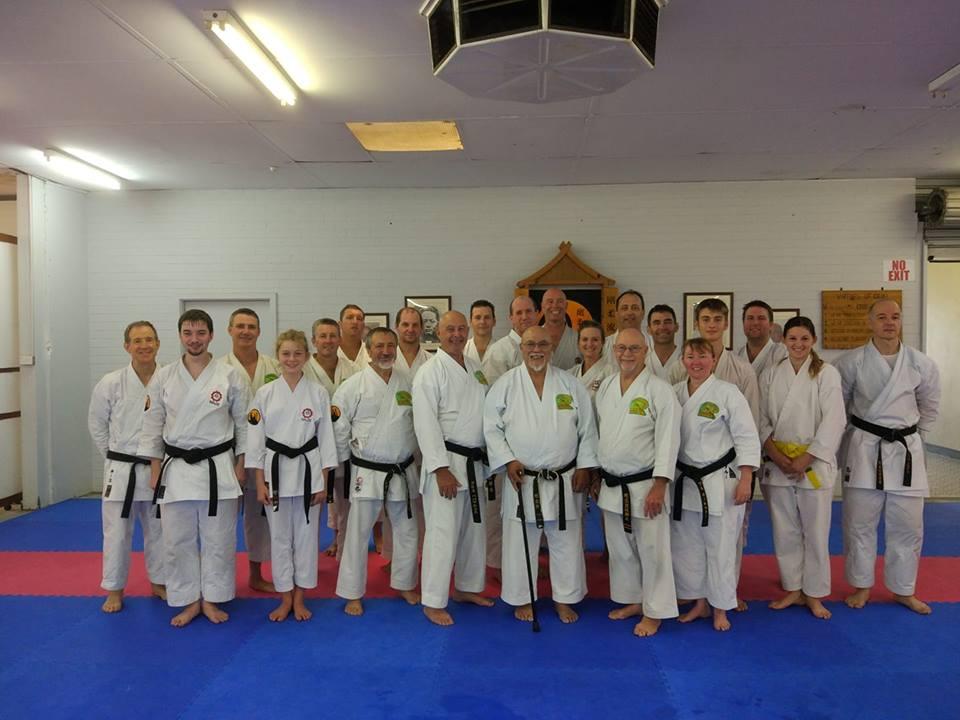 Swan Hills Goju Ryu Karate Midland